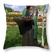Beauty Of The Harvest Throw Pillow