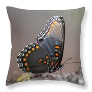 Bee And Me Throw Pillow