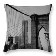 Beekman Tower Throw Pillow