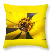 Beeutiful Throw Pillow