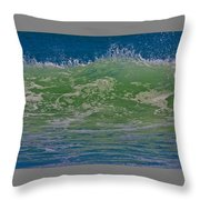 Before The Break Throw Pillow