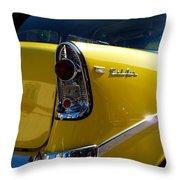 Bel-air Throw Pillow
