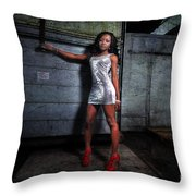 Bel10.0 Throw Pillow