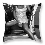 Bel14.0 Throw Pillow