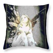Bell Fairy  Throw Pillow