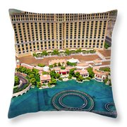 Bellagio - Impressions Throw Pillow