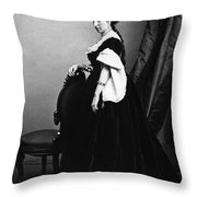 Belle Boyd (1844-1900) Throw Pillow