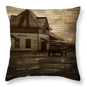 Bellis Alberta Throw Pillow
