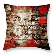 Beneath Faiths Wall Throw Pillow