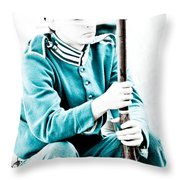 Benediction Throw Pillow
