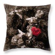 Benevolence Throw Pillow