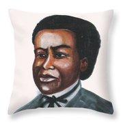 Benjamin Banneker Throw Pillow