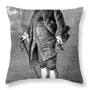 Benning Wentworth Throw Pillow