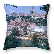 Berne, Switzerland Throw Pillow