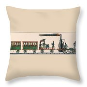 Best Friend Of Charleston Throw Pillow