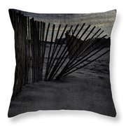 Beyond Our Fences  Throw Pillow