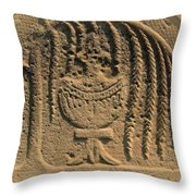 Beyond The Tree Of Life Throw Pillow