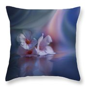 Beyond The Visible... Throw Pillow