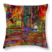 Big Hope And Dreams Throw Pillow