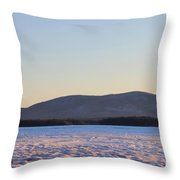 Big Squam Cold Throw Pillow
