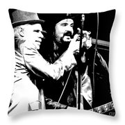 Big Sugar 2 Throw Pillow