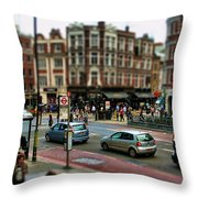 Bishopsgate Throw Pillow