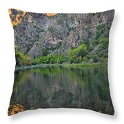 Black Canyon 4 Throw Pillow by Marty Koch