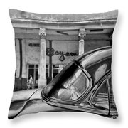 Black Car Havana Throw Pillow