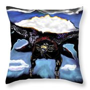 Black Hawk Down Throw Pillow