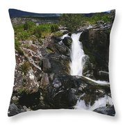 Black Valley, Co Kerry, Ireland Throw Pillow