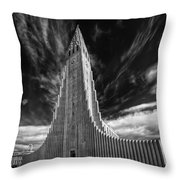 Blessed Be Throw Pillow