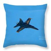 Blue Angels 22 Throw Pillow
