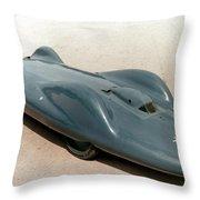 Bluebird, 1961 Throw Pillow