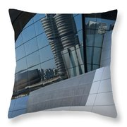 Bmw Hq Throw Pillow