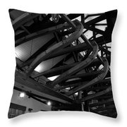 Boatwrights Throw Pillow