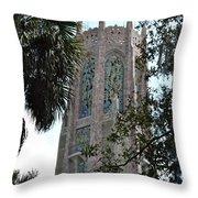 Bok Tower II Throw Pillow