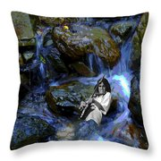 Bolin Creek Throw Pillow