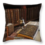 Bolton Library, Cashel, Co Tipperary Throw Pillow