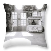 Bombay In India Throw Pillow