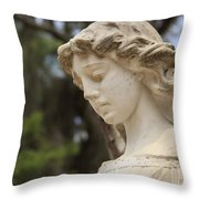 Bonaventure Angel 1 Throw Pillow