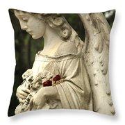 Bonaventure Angel 12 Throw Pillow