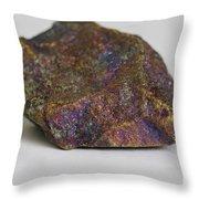 Bornite Throw Pillow