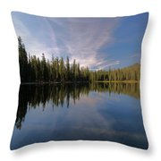 Bow Tie In The Sky Throw Pillow