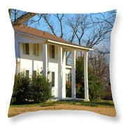 Boyd Lane Plantation Throw Pillow