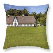 Braderup - Sylt Throw Pillow