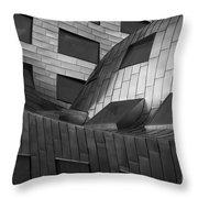Brain Institute Building 6 Throw Pillow
