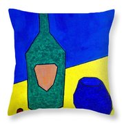 Brandy By Jessica Throw Pillow