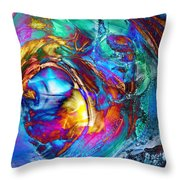 Breaker Throw Pillow