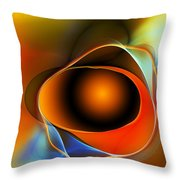 Breakthrough - A Spiritual Awaking Throw Pillow