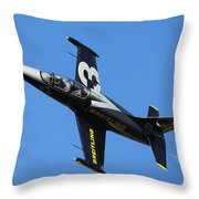 Breitling 3 Throw Pillow